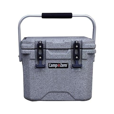 CAMP-ZERO 10L SWIRL 10.6 Quart Premium Multi-Color Cooler