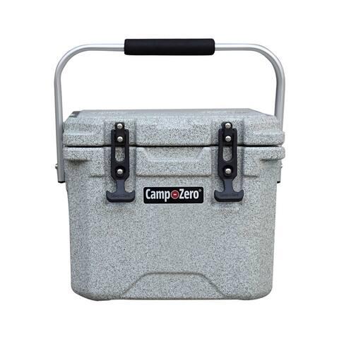Camp-Zero 10.6 Quart, 10 Liter Premium Multi-Color Cooler