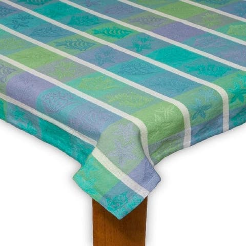 Tropical Fish 100 Cotton Tablecloth