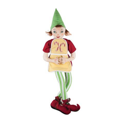 Stuart Elf Joe Spencer Gathered Traditions Art Doll