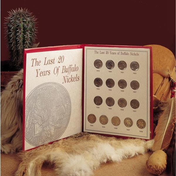 American Coin Treasures Last Twenty Years of Buffalo Nickels