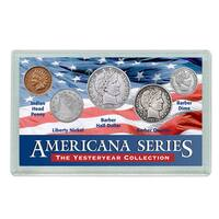 American Coin Treasures Americana Yesteryear Collectible Coin Set