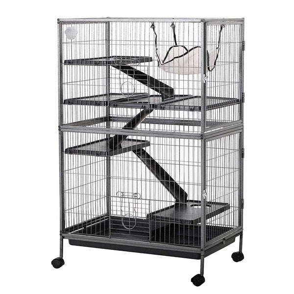 Inc Clean Living 6.0 Small Animal Cage For Chinchilla And Ferret Ware Mfg