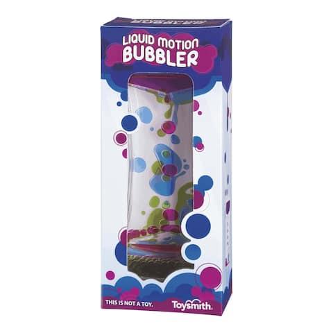 Toysmith Liquid Motion Bubbler (Various Colors)