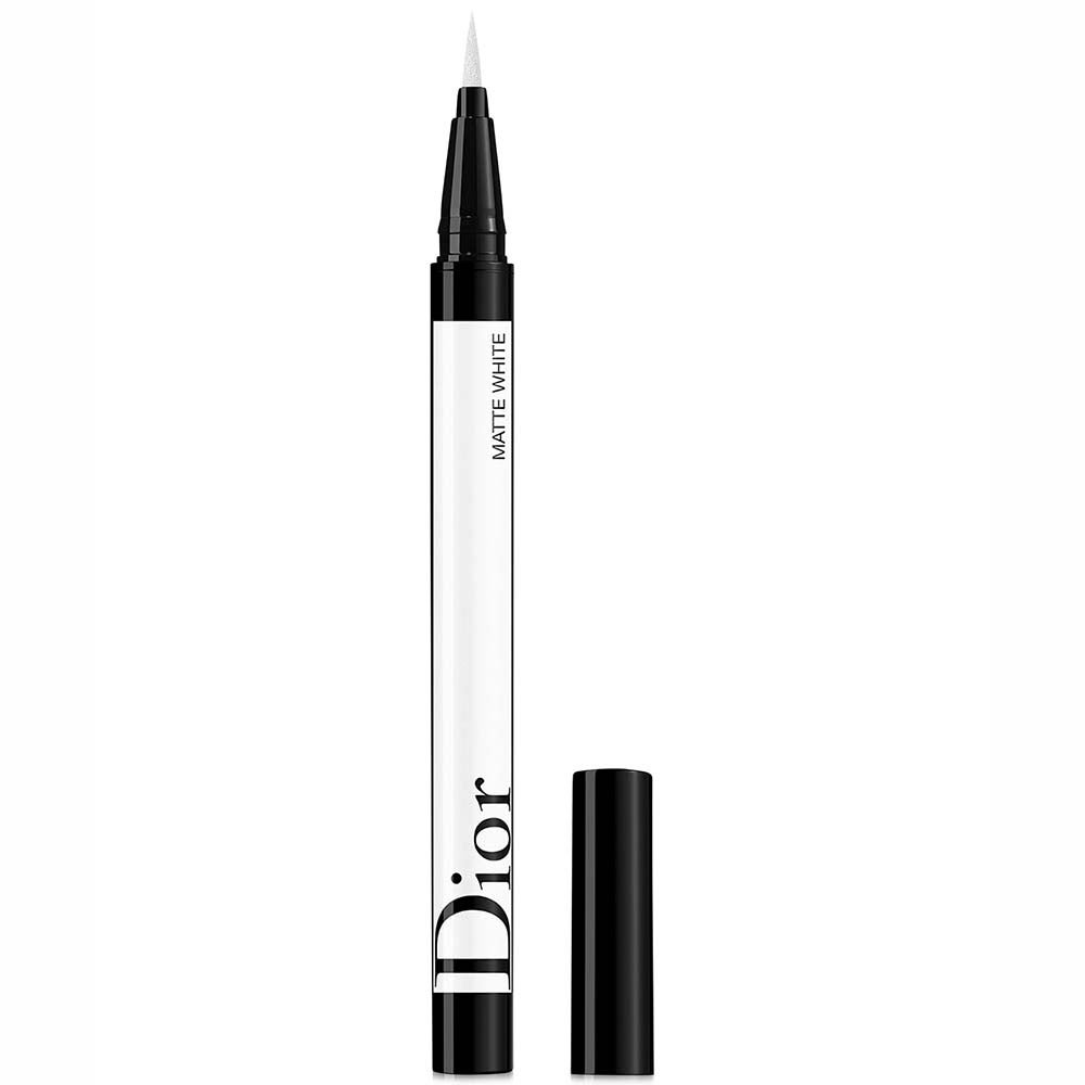 Christian Dior Diorshow On Stage Liner Waterproof 001 Matte White