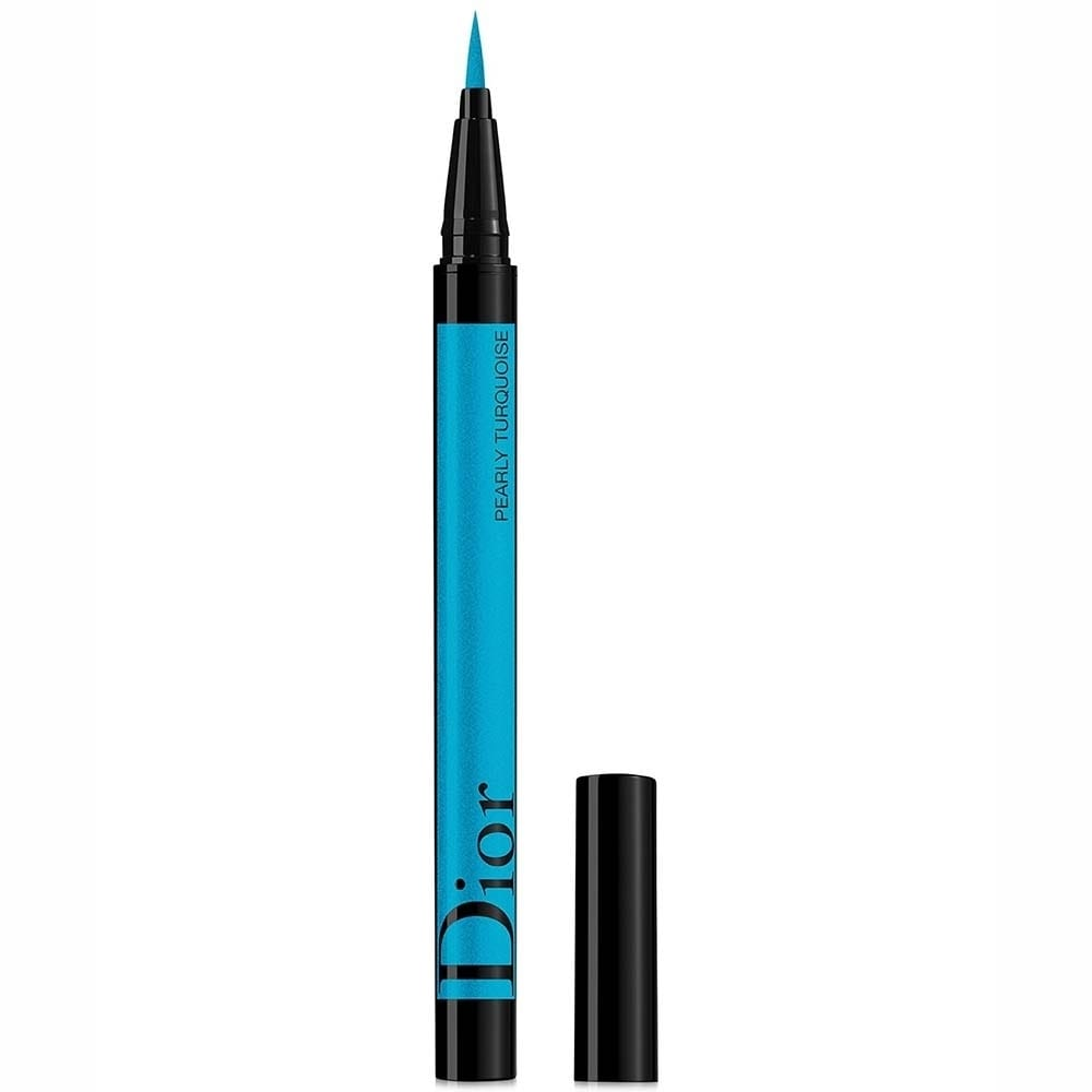 Christian Dior Diorshow On Stage Liner Waterproof 351 Pearly Turquoise