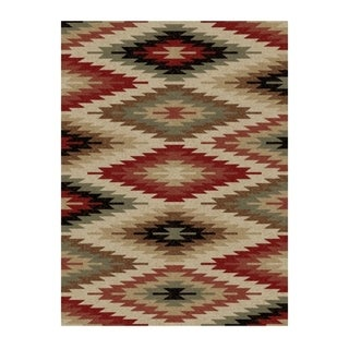 Link to Lodge King Southwes Diamon Rug Similar Items in Rugs