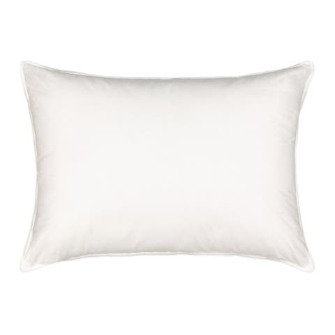 Waverly Smart Feather Firm Support Pillow - White