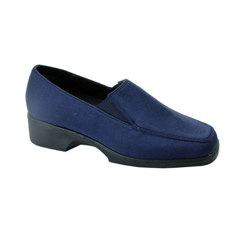 FUZZY Indie Extra Wide Width Classic Slip On Shoes