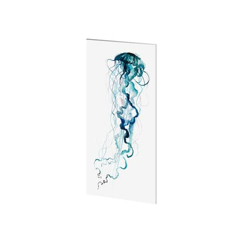 Mercana Electric Tangle I (22 x 44) Made to Order Canvas Art - Multi