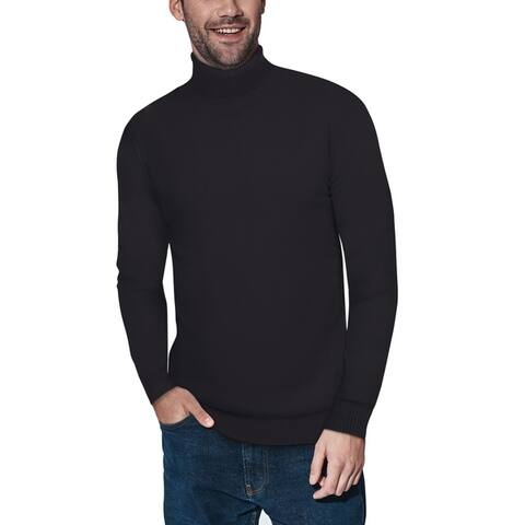 XRAY Men's Slim Fit Turtleneck Sweater