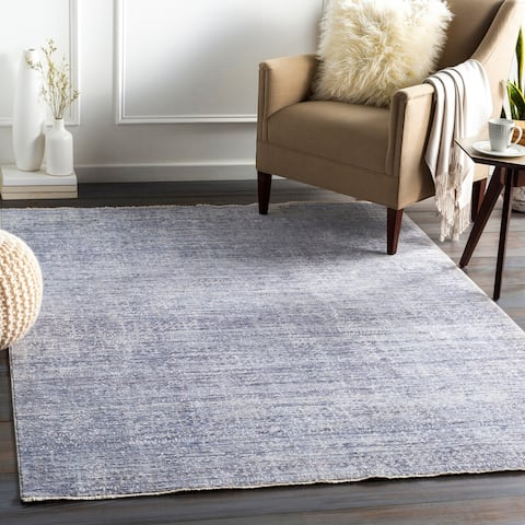 Haseley Vintage Transitional Area Rug