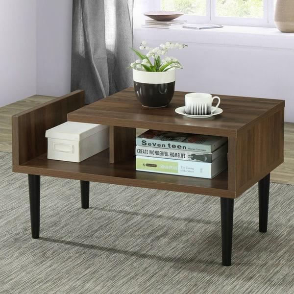 Carson Carrington Parten Mid Century Modern Coffee Table On Sale Overstock 29845089