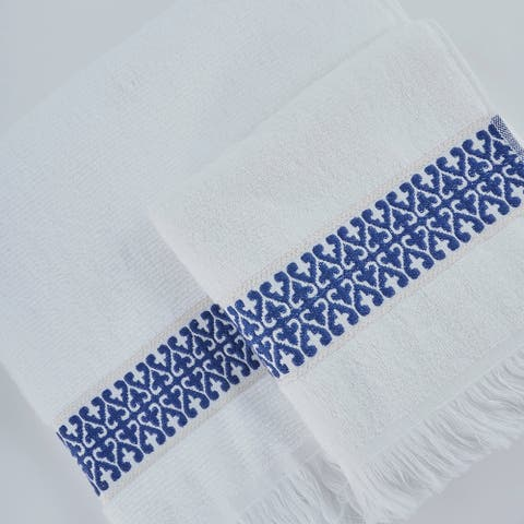 Bosphorus Towel Set of 4