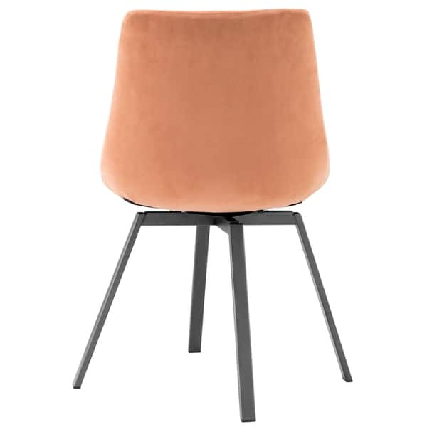 Ovios Dining Chairs Velvet Accent