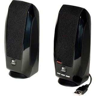 Logitech S-150 2.0 Speaker System - 1.2 W RMS - Black|https://ak1.ostkcdn.com/images/products/2985963/Logitech-S-150-2.0-Speaker-System-1.2-W-RMS-Black-P11137220.jpg?impolicy=medium