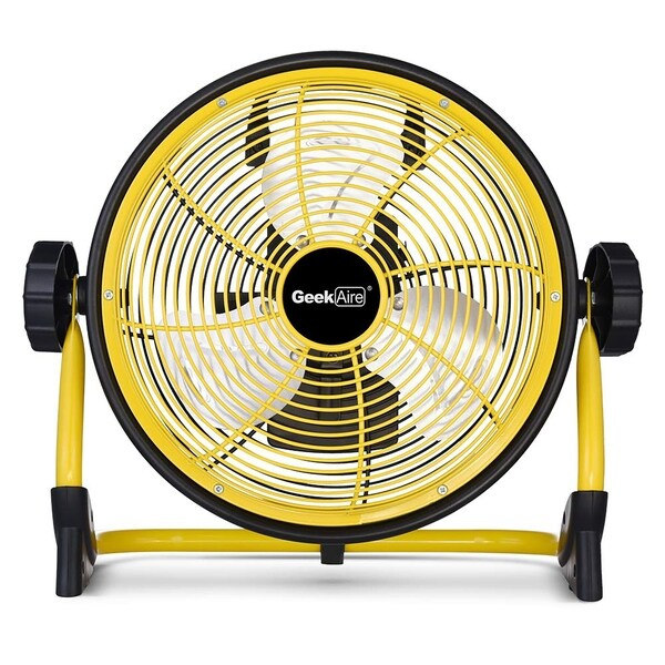 Geek Aire CF3 10-In. Rechargeable Outdoor High Velocity Fan