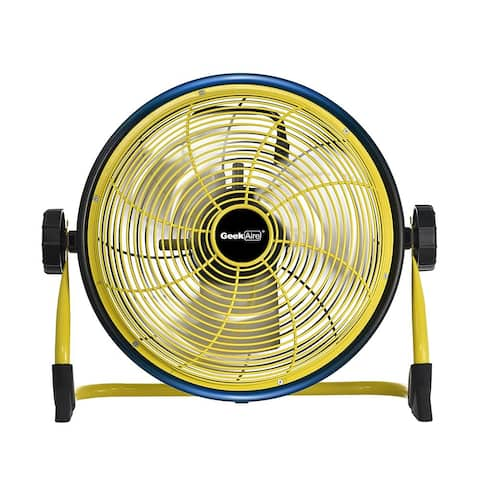 Geek Aire CF1 12-In. Rechargeable Outdoor High Velocity Fan