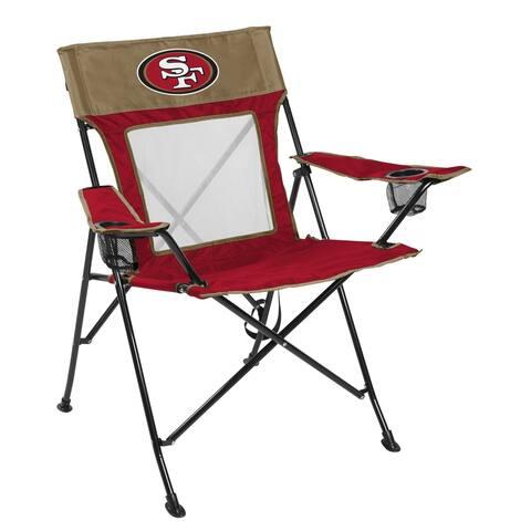 NFL San Francisco 49ers Gamechanger Chair
