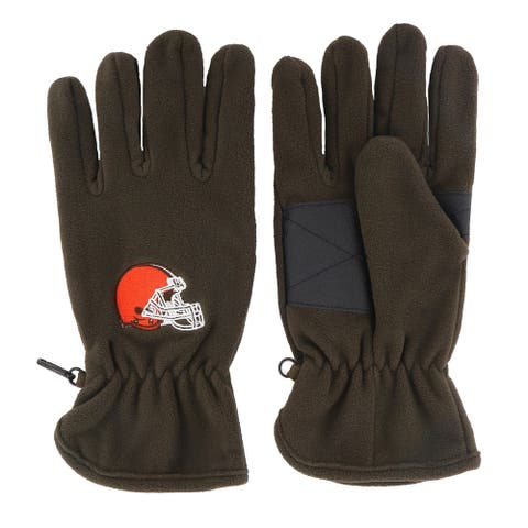 NFL Cleveland Browns Fleece Glove