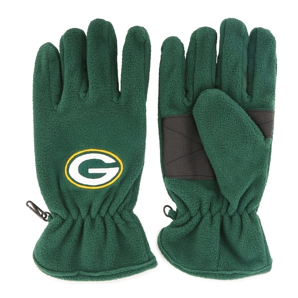 NFL Green Bay Packers Fleece Glove
