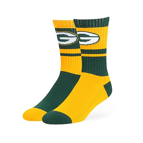 NFL Green Bay Packers Wentworth Crew Socks