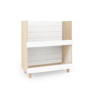 Taylor & Olive Gilia 31-inch White Bookcase