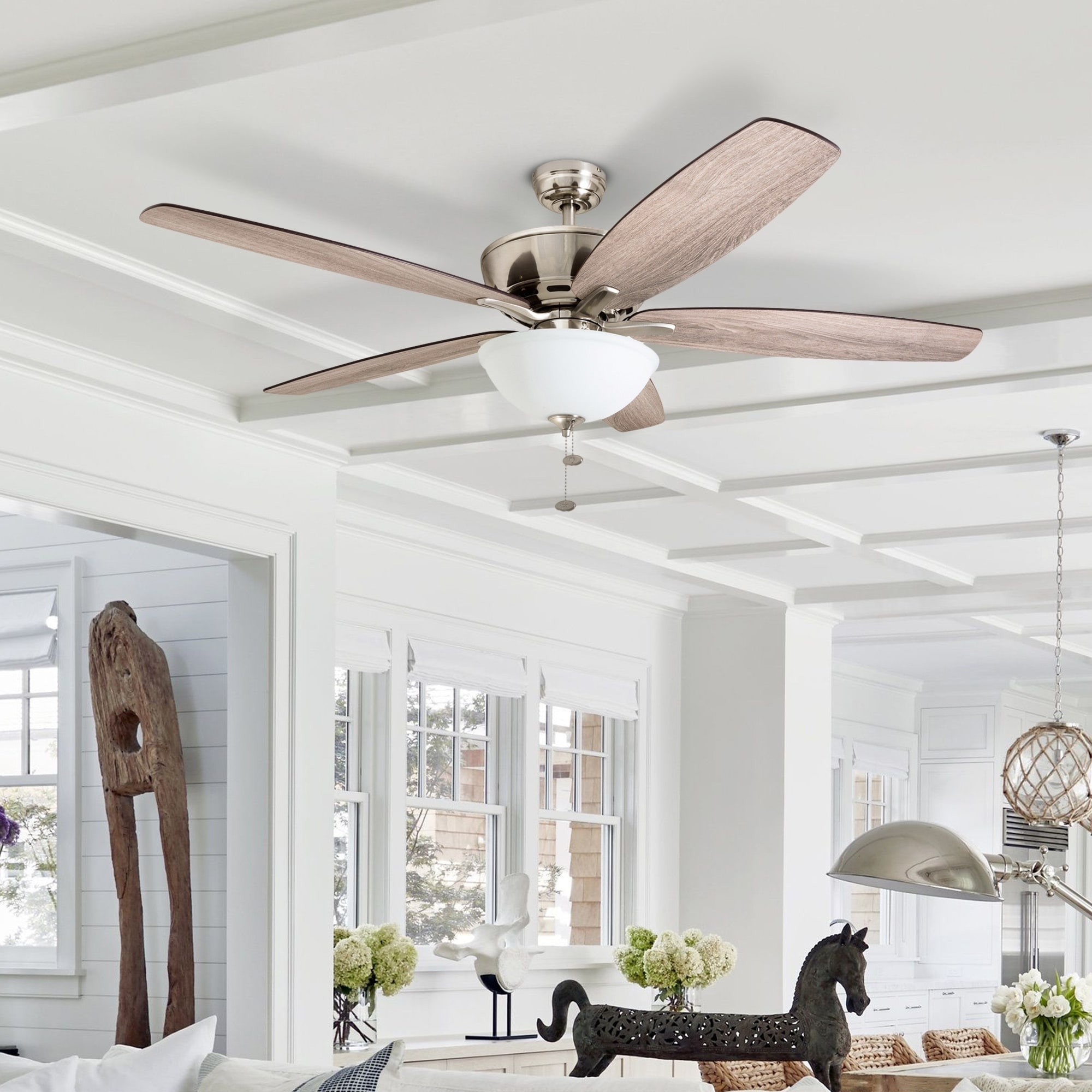 Denon Large Great Room Ceiling Fan