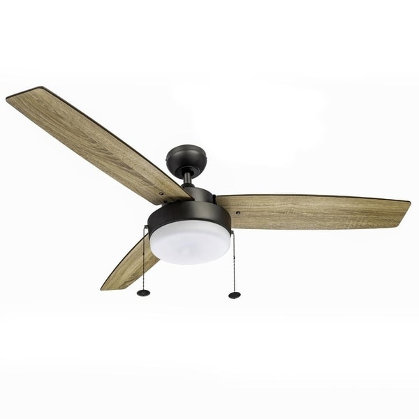 52 Espresso Prominence Home 51018 Statham Modern Farmhouse Ceiling Fan Tools Home Improvement Ceiling Fans
