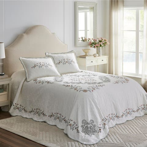 The Gray Barn Whispering Rest Bedspread or Sham