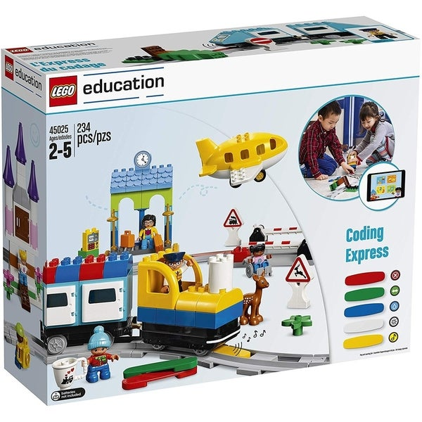 Shop LEGO Education Duplo Coding Express 45025, Fun STEM ...