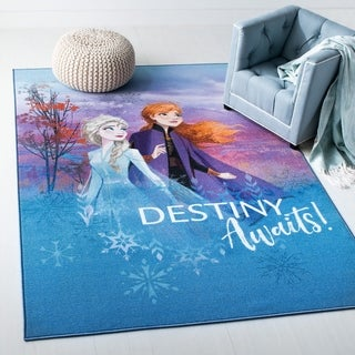 Safavieh Collection Inspired by Disney's Animated Film Frozen 2 Destiny