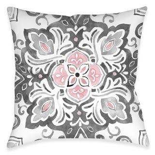Royal Medallion Indoor Pillow