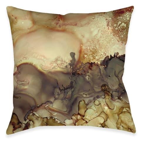 Desert Mirage Outdoor Pillow