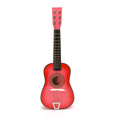 Wonderplay Kids Classical Acoustic Guitar Complete for Beginners - Multi