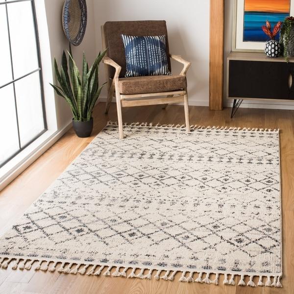 "Safavieh Marrakech Anni Traditional Oriental Rug- - 5'3"" x 7'6"""