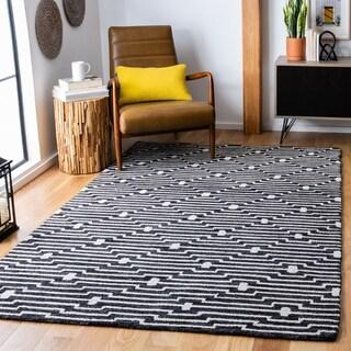Safavieh Handmade Micro-Loop Bryann Transitional Wool Rug-