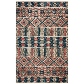 Safavieh Handmade Trace Susan Contemporary Wool Rug-