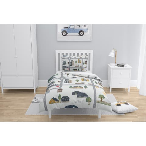 PLAY MAP Comforter by Kavka Designs