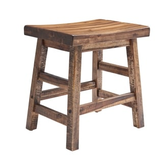 Link to Carbon Loft Bahamondes 20-inch Wood Dining Stool Similar Items in Dining Room & Bar Furniture