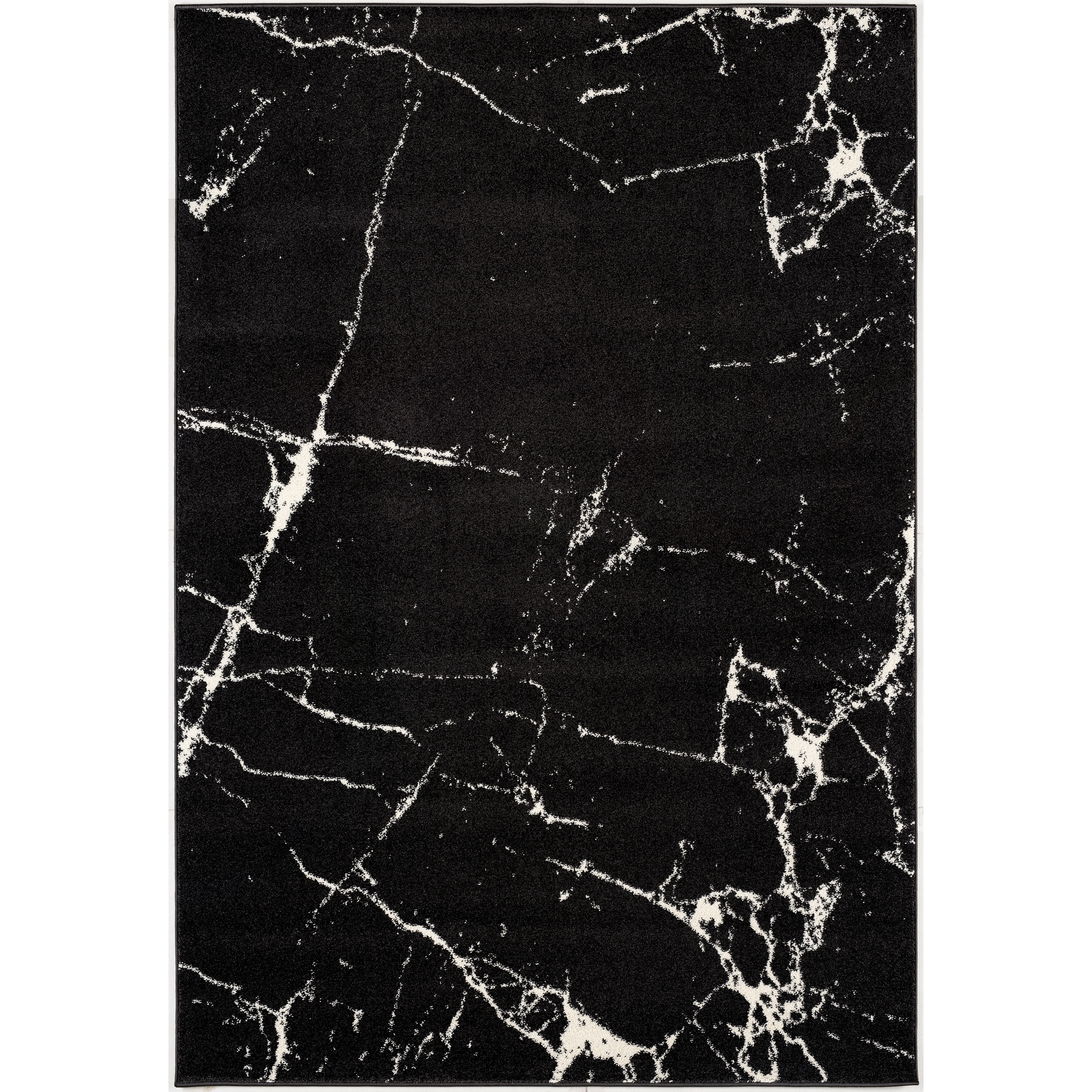Picture of: Rug Branch Nova Modern Abstract Area Rug Black On Sale Overstock 29871375