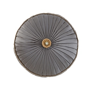 """Waterford 14"""" Round Decorative Pillow"""