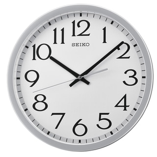 """Link to Seiko 12"""" Easy Read Wall Clock with Quiet Sweep Second Hand Similar Items in Decorative Accessories"""