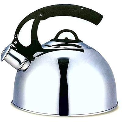 Stainless Steel Whistling 2.7 Liters Tea Kettle