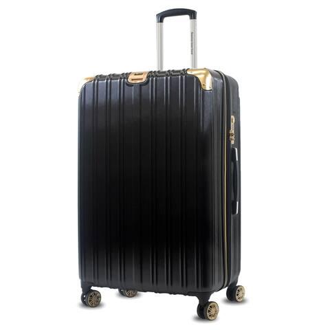 "AGT Melrose S 25"" Anti-theft TSA Spinner Suitcase"
