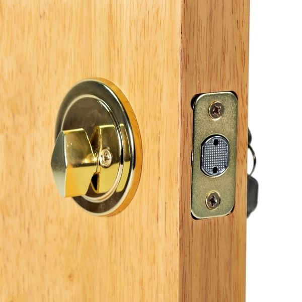 1 Set Of 4 New Keyed Alike ULTRA Deadbolt Locks And Entrance Security Lock