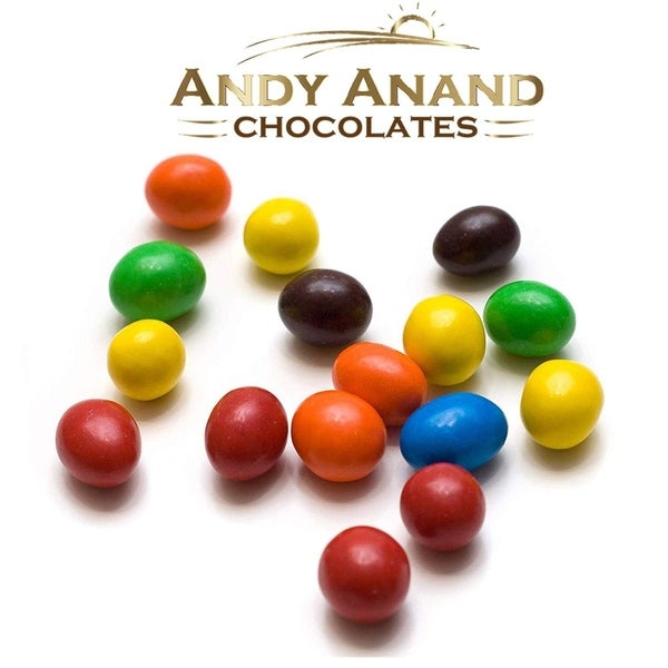 Andy Anand Milk Chocolate Peanuts Sugar Free Gift Boxed 1lbs