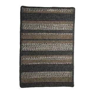 Larkin Quarry Cross Sewn Rectangle Braided Rug - 3' x 5'