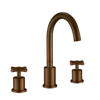 Link to Ancona Prima 3 Oil Rubbed Bronze Widespread Bathroom Faucet Similar Items in Faucets