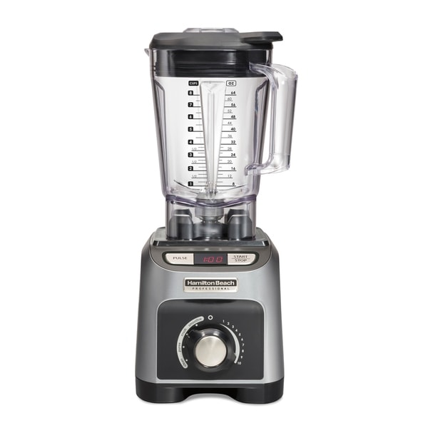 Hamilton Beach Professional Blender with Programs